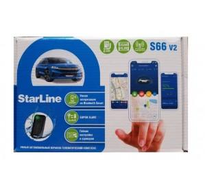 StarLine S66 V2 BT GSM