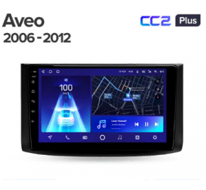 Штатное головное устройство Chevrolet Aveo / 2006-2012 / 9 дюйм