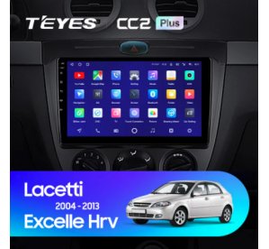 Штатное головное устройство Chevrolet Lacetti / 2004-2013 10 дюймов
