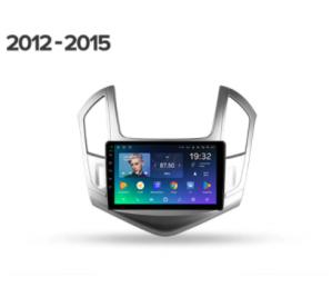 Штатное головное устройство Chevrolet Cruze 2012-2015