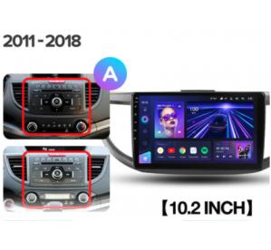 Штатное головное устройство Honda CRV4 2012-2014 10 дюймов