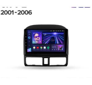 Штатное головное устройство Honda CRV 2 / 2001-2007 9 дюймов