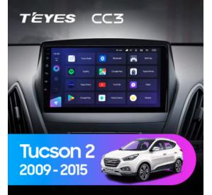 Штатное головное устройство Hyundai IX 35/Tucson/2010-2015