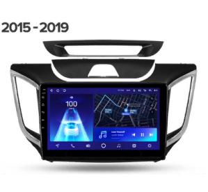 Штатное головное устройство Hyundai IX 25/Creta 2016-2020 10 дюймов