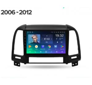 Штатное головное устройство Hyundai Santa Fe/2006-2012