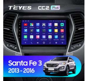 Штатное головное устройство Hyundai IX 45/Santa Fe/2012-2017 Model A