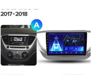 Штатное головное устройство Hyundai Solaris / 2017-2020