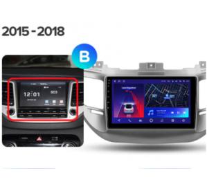 Штатное головное устройство Hyundai Tucson 2015-2018