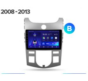 Штатное головное устройство Kia Cerato / 2008-2013 model B