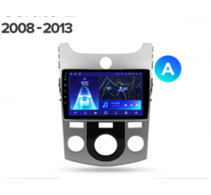 Штатное головное устройство Kia Cerato / 2008-2013 model A