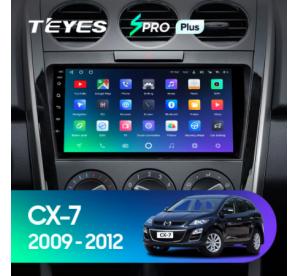 Штатное головное устройство Mazda CX-7 / 2006-2012 9 дюймов