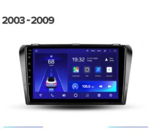 Штатные головные устройства Mazda 3 / 2003-2009 9 дюймов