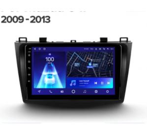 Штатное головное устройство Mazda 3 2009-2012 9 дюймов