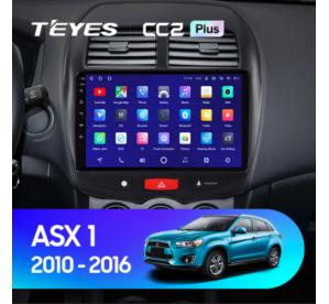 Штатное головное устройство Mitsubishi ASX 2010- 2016