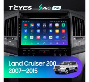 Штатное головное устройство Toyota Land Cruiser  200/2008-2015+