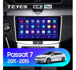 Штатное головное устройство Volkswagen PASSAT B7 / 2010-2015