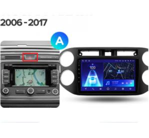 Штатное головное устройство Volkswagen Tiguan / 2006 - 2017 / Model A / canbus / 9 дюйм
