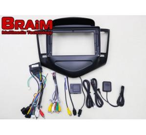 BRAIM рамка Chevrolet Cruze 2008-2012/9дюйм