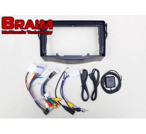 BRAIM рамка Toyota Rav4 Model B/2005-2012 /10дюйм