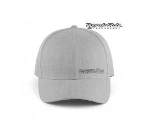 Dynamic State Бейсболка CAP DST model 5 серая, поло, с логотипом Dynamic State/DST