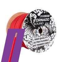 Кабель силовой Tornado Sound OFC 8100R