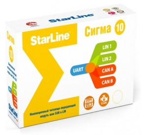 Адаптер CAN-шины Starline Сигма 10