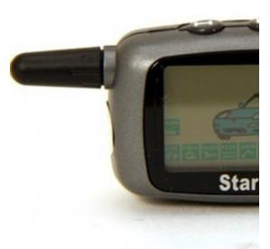Брелок StarLine A9 с диспл. (LTR53B-5G)