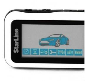 Брелок ЖК в упаковке StarLine E90 Slave