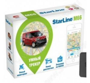 GPS-маяк StarLine M66-M