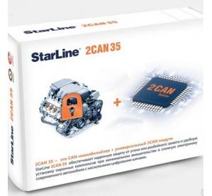 Адаптер CAN-шины StarLine 2CAN
