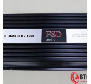 FSD audio MASTER D2.1000
