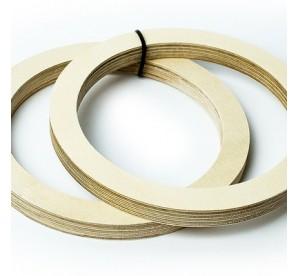 Проставочные кольца 16см фанера