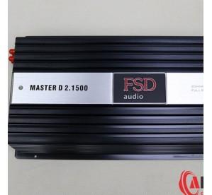 FSD AUDIO MASTER D2.1500