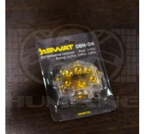 Дистрибьютер питания Swat DBN-04