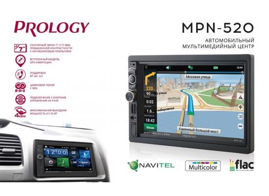 PROLOGY MPN-520